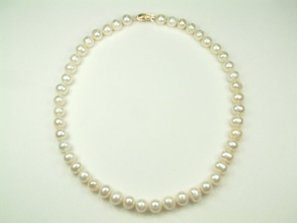 diy pearl necklace ideas