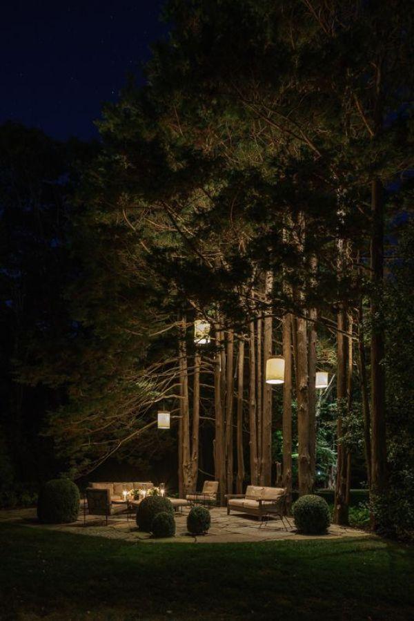 garden lighting DIY