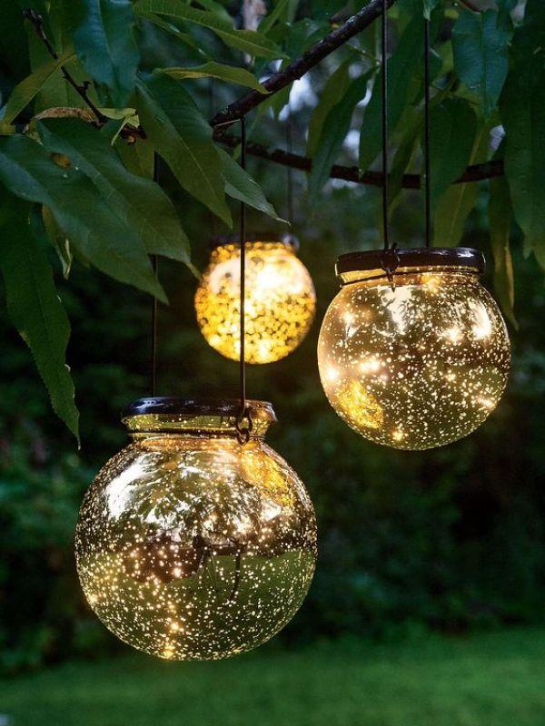 outdoor lighting DIY