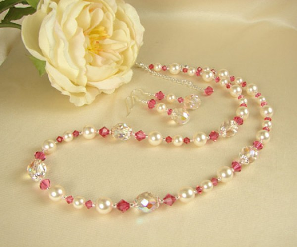 bridal jewelry handmade