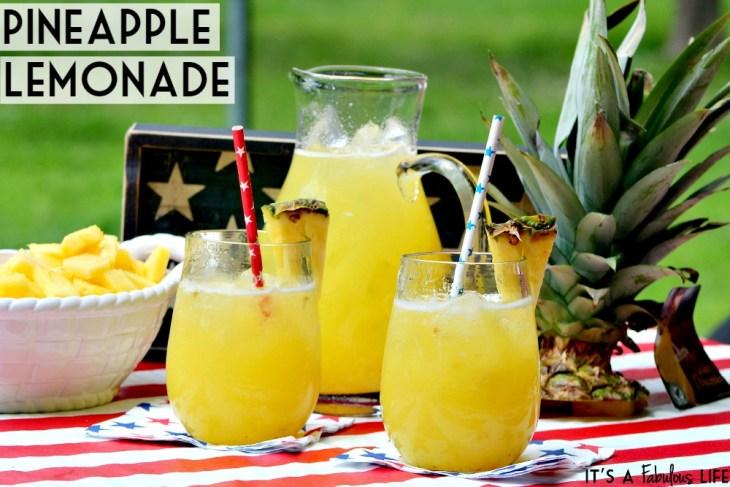 Pineapple-Lemonade