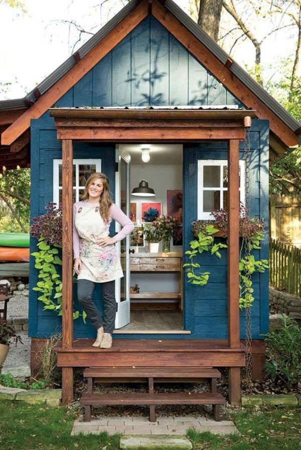 how to build a study shed
