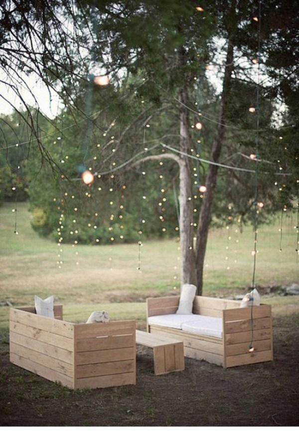 easy outdoor furniture ideas