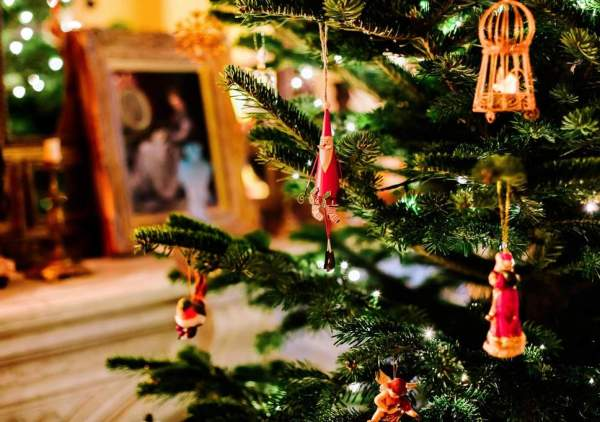 how to decor at christmas
