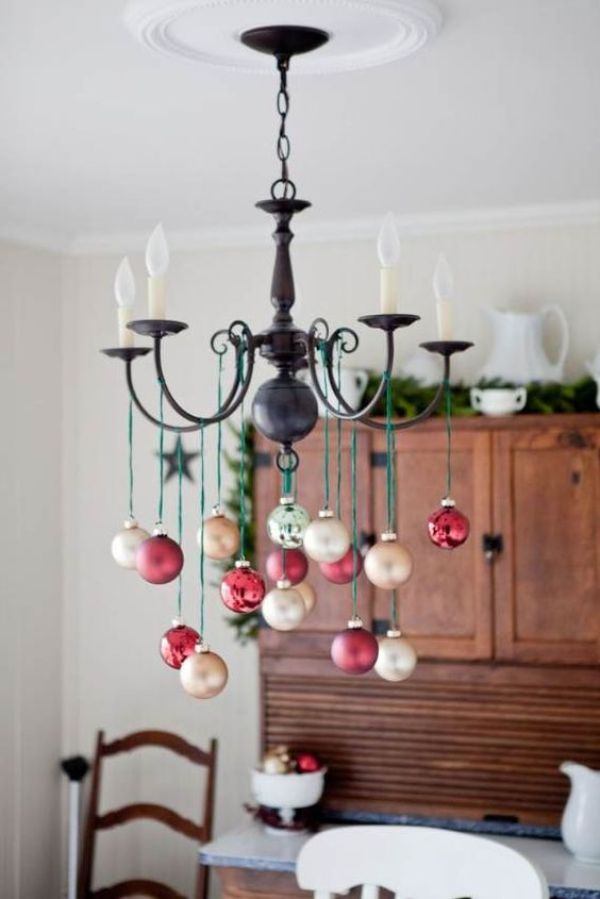 diy christmas lighting