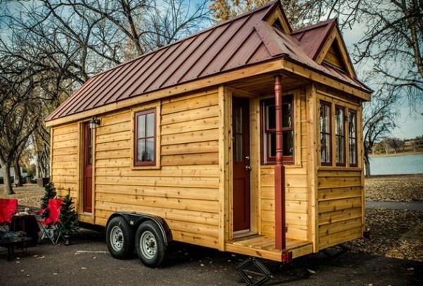 EASY TINY HOUSE PLANS