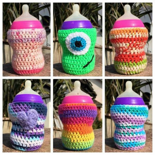 cool baby feeder cover DIY