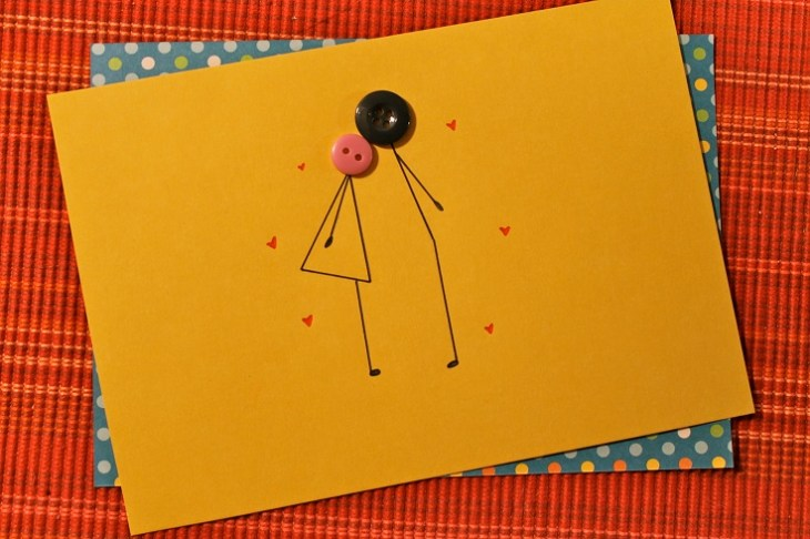 Kissing-buttons-cards
