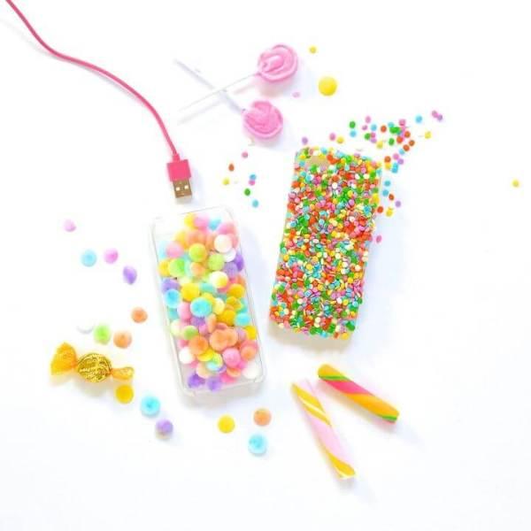 DIY Candy Phone Case