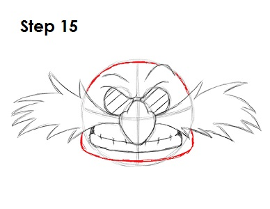 How to Draw Dr. Eggman (Sonic the Hedgehog)