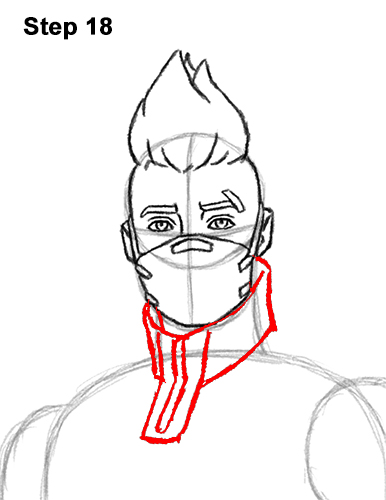 drift from fortnite coloring pages