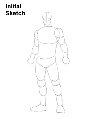 How to Draw Drift from Fortnite VIDEO & Step-by-Step Pictures