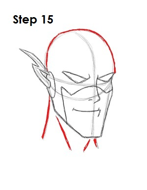 How to Draw the Flash