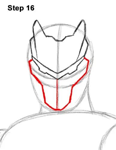 Drift Masks Fortnite Drawing