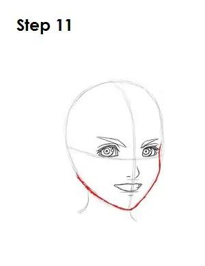 How to Draw Roxas (Kingdom Hearts)