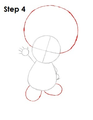 How to Draw Toad (Nintendo)