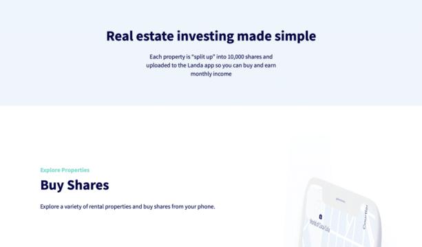 Landa App Website - Easy Earned Money: Ways to Invest (2 UNKNOWN APPS)