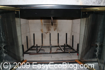 fireplace, fireplace efficiency