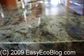 Granite Countertops, Low Radiation Granite Countertop