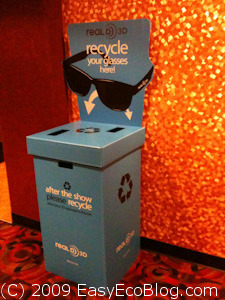 Recycle 3D Glasses