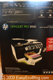 HP Officejet Pro 8500 Color Inkjet Printer