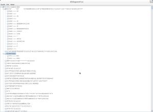 EDI File Seperator