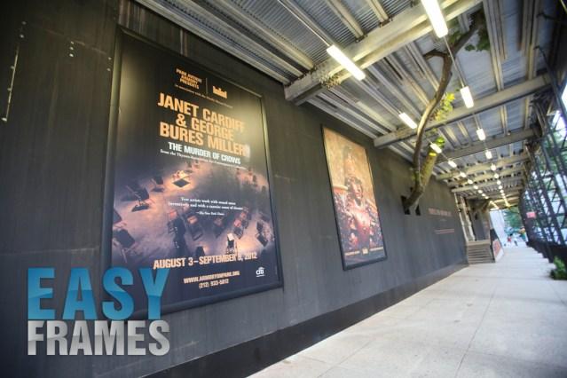 Metal Banner Frame, Outdoor Banner Frames, Banner Frame System, Outdoor Banners, A Frame, Advertising Banenr, Flip up Banner Frame, Banner Grip