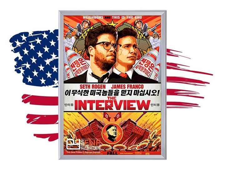 American #TheInterview