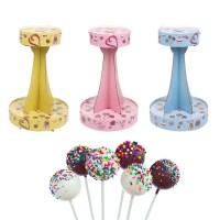 2 Tier Cake Pop Stand Decoration Lollipop Decorating ...