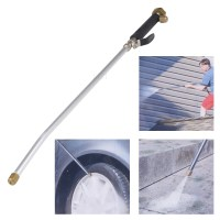High Pressure Power Washer Spray Nozzle Water Hose Wand