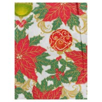 Disposable Christmas Tablecloth Festive Rectangle Table ...