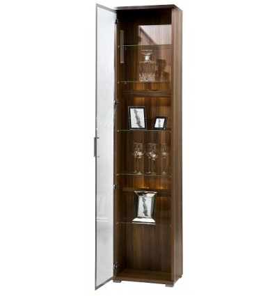 arts and crafts kitchen lighting tables cheap tall glass display cabinet - walnut