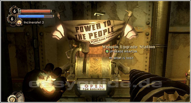 Bioshock 2  Inner Persephone  LsungGuide XB360 bei