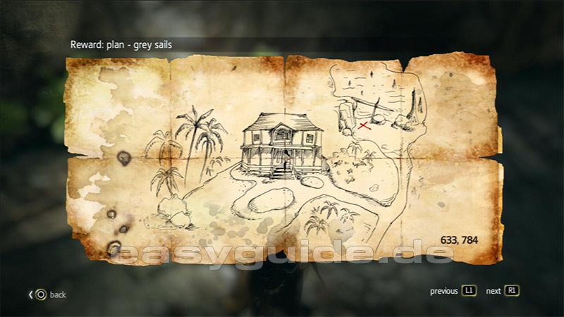 Assassins Creed 4 Black Flag  Schtze Fundorte 46 PS3