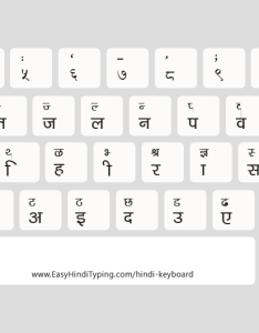 Delys font keybord in  light mode ideal for printing also free hindi keyboard to download rh easyhindityping