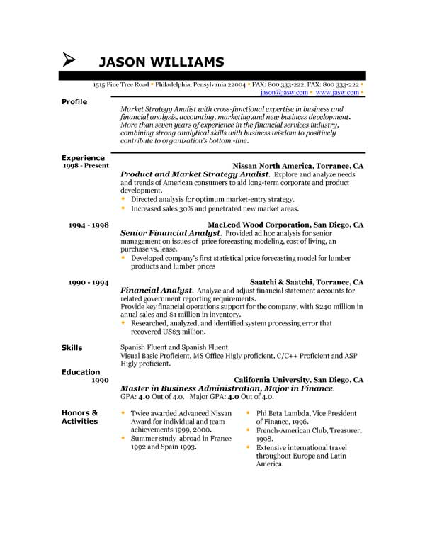 Resume Examples Uk - Examples of Resumes