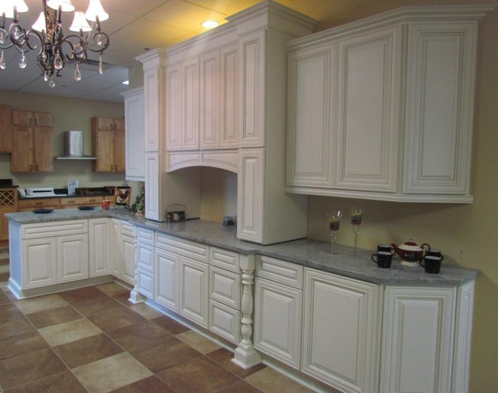 Charleston Antique White Kitchen