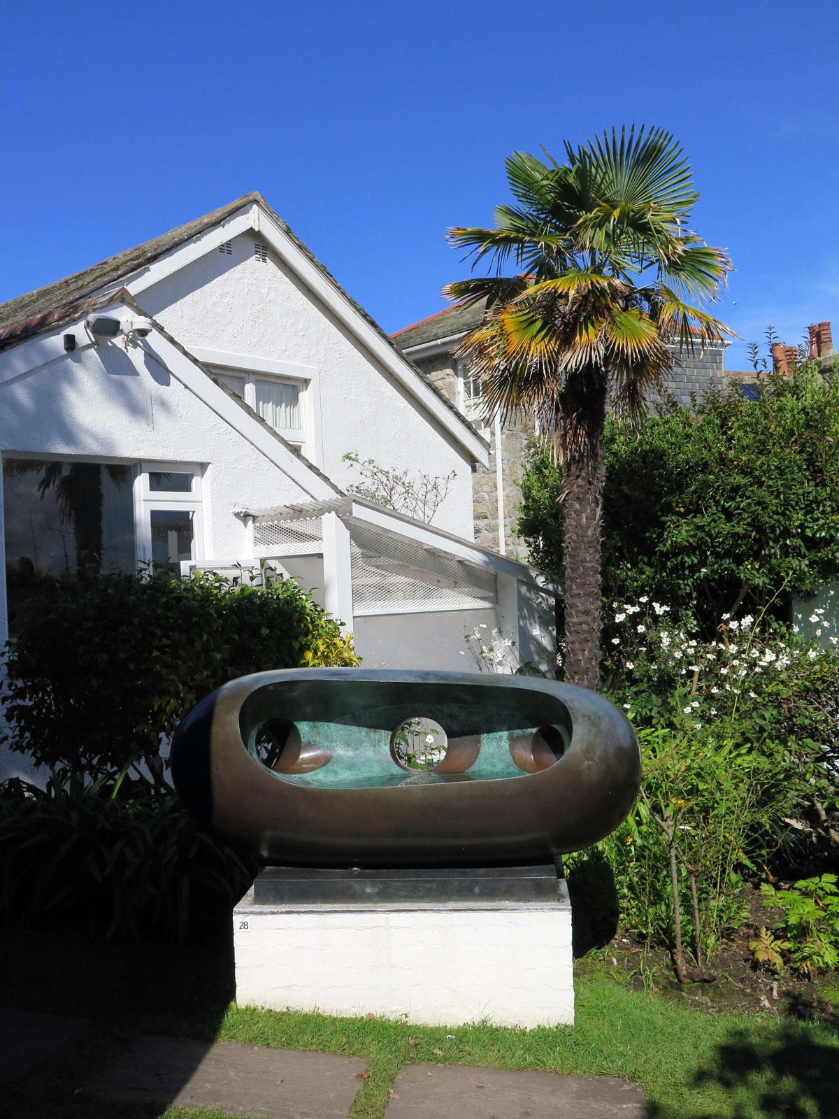The Garden - 'River Form' Sculpture (1965)