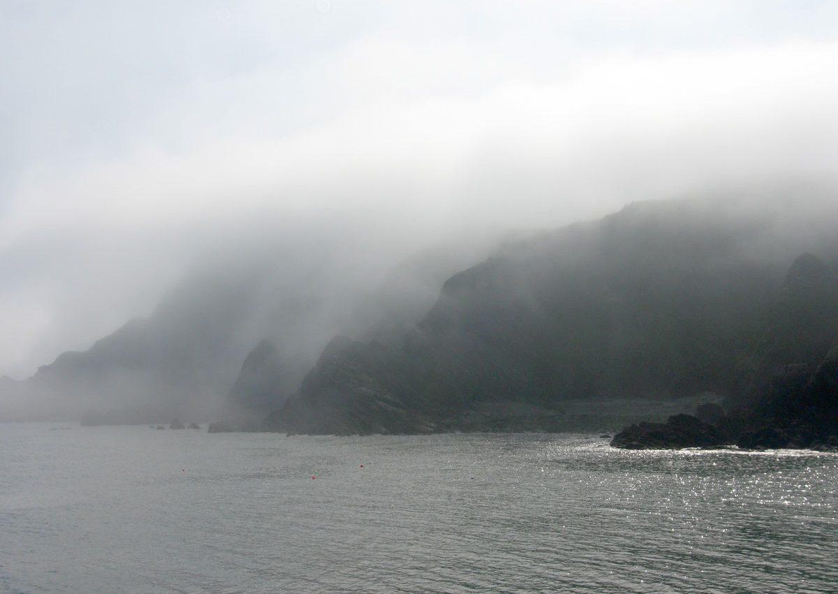 The North Devon Coastline near Ilfracombe