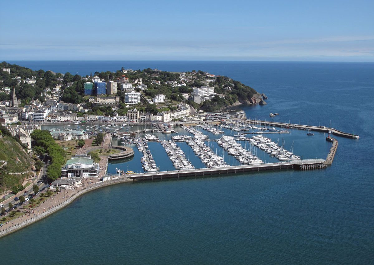 01-Looking-down-towards-Torquay-Harbour