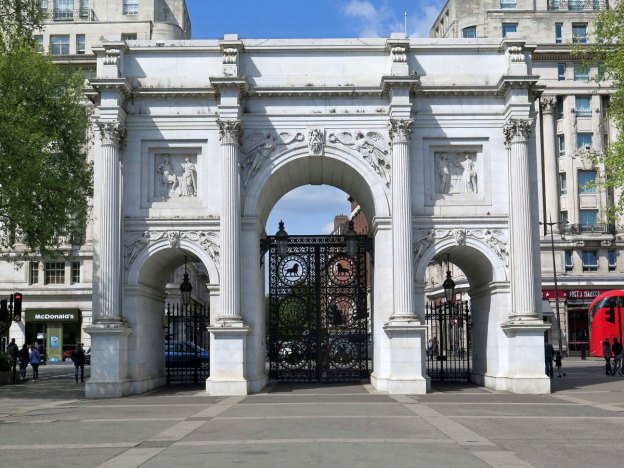 Marble Arch And The Tyburn Tree Easymalc S Wanderings