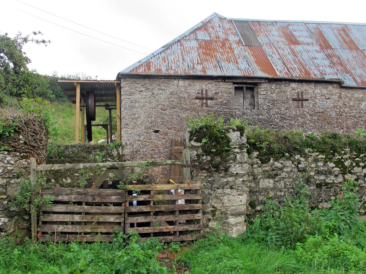 The Cider Barn at Higher Yalberton Farm