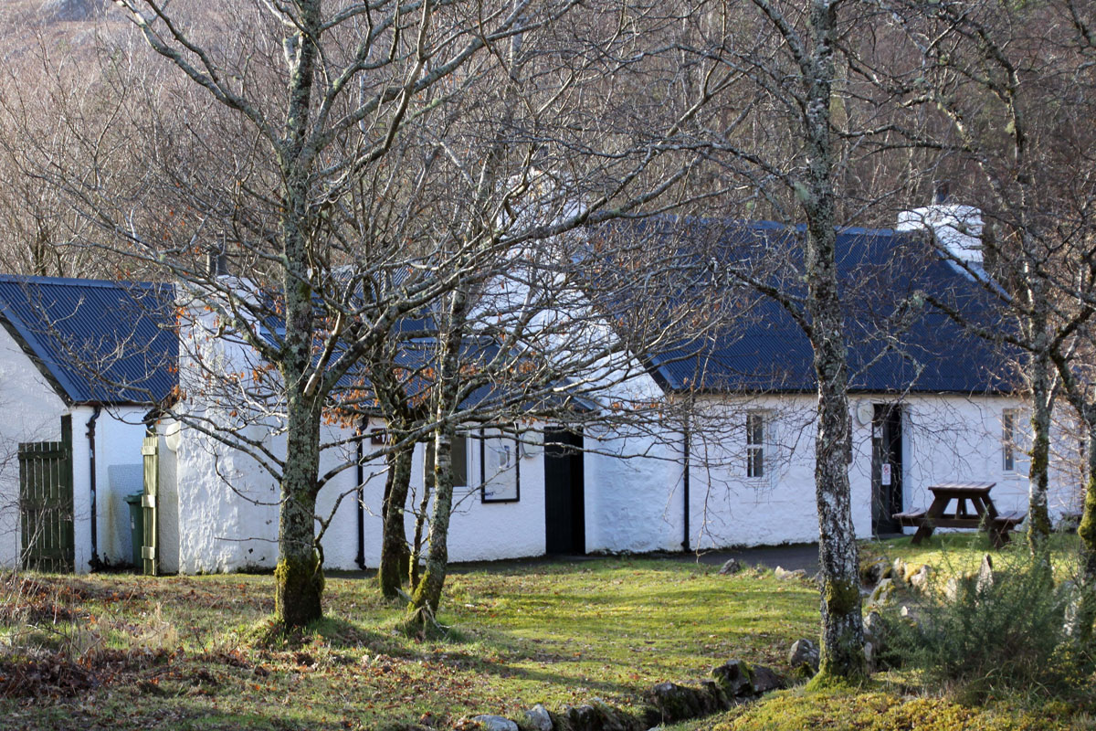 Beinn Eighe NNR Visitor Centre