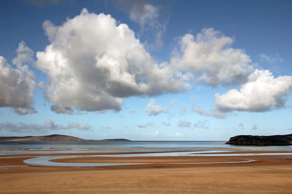 The Beach at Gruinard
