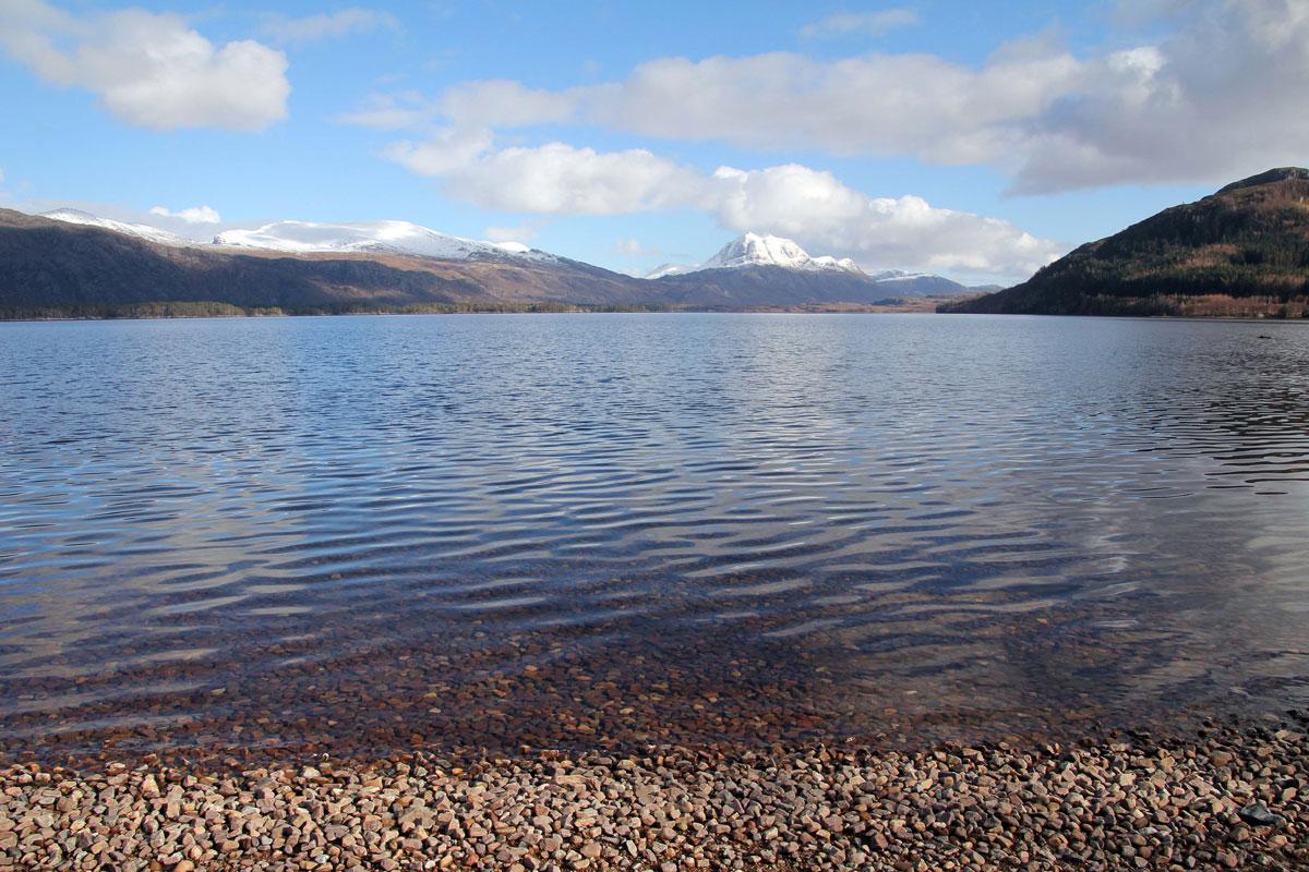 Loch Maree from Slattadale