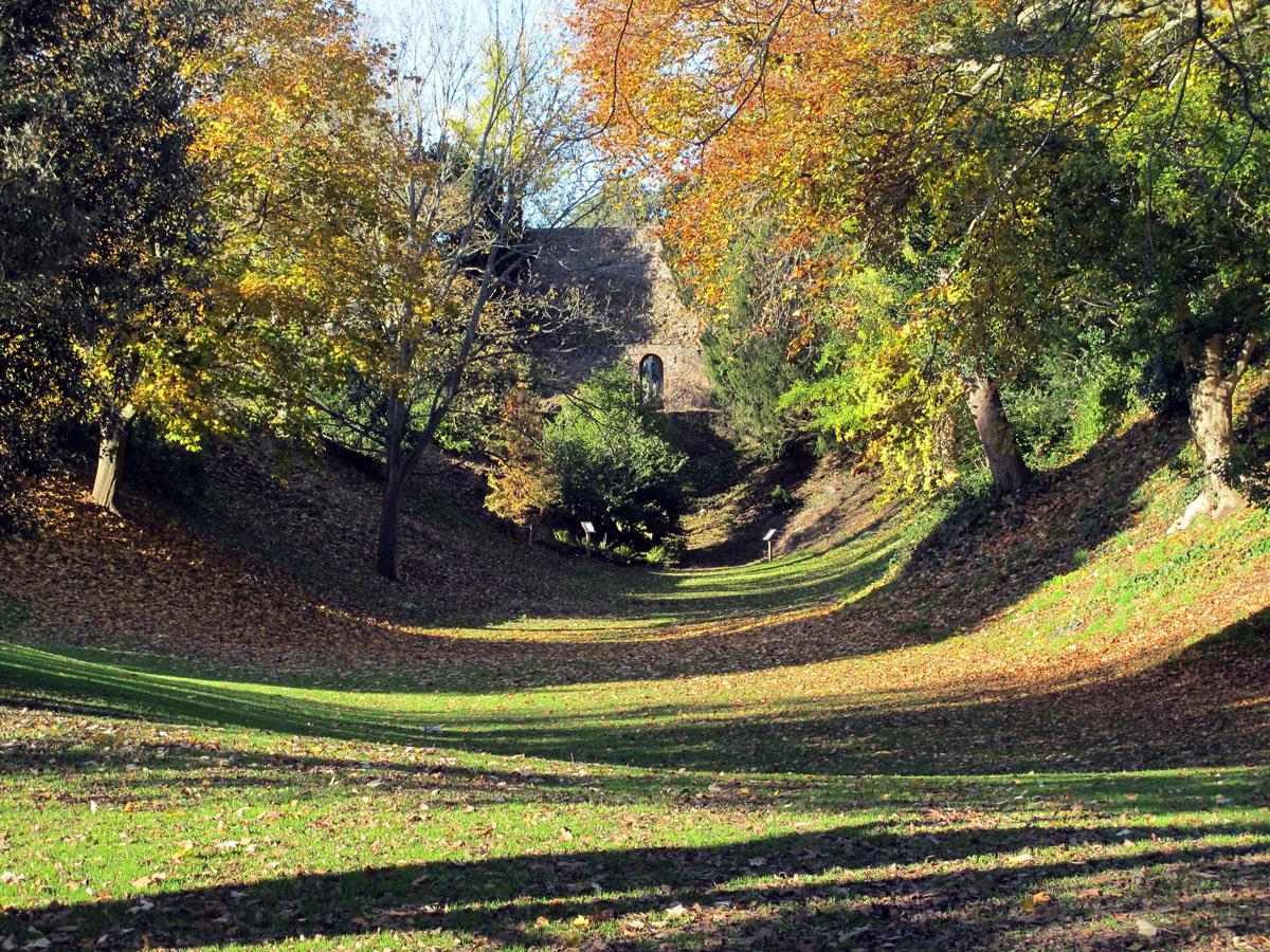 The Castle Moat
