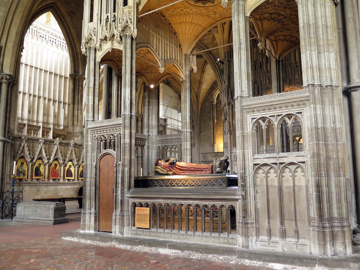 Cardinal Beaufort's Chantry Chapel