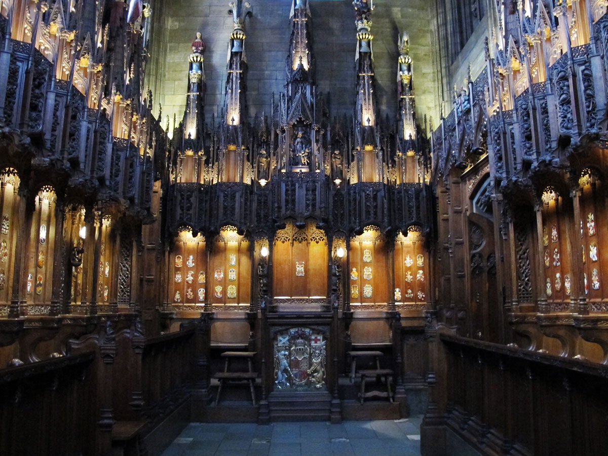 The Thistle Chapel