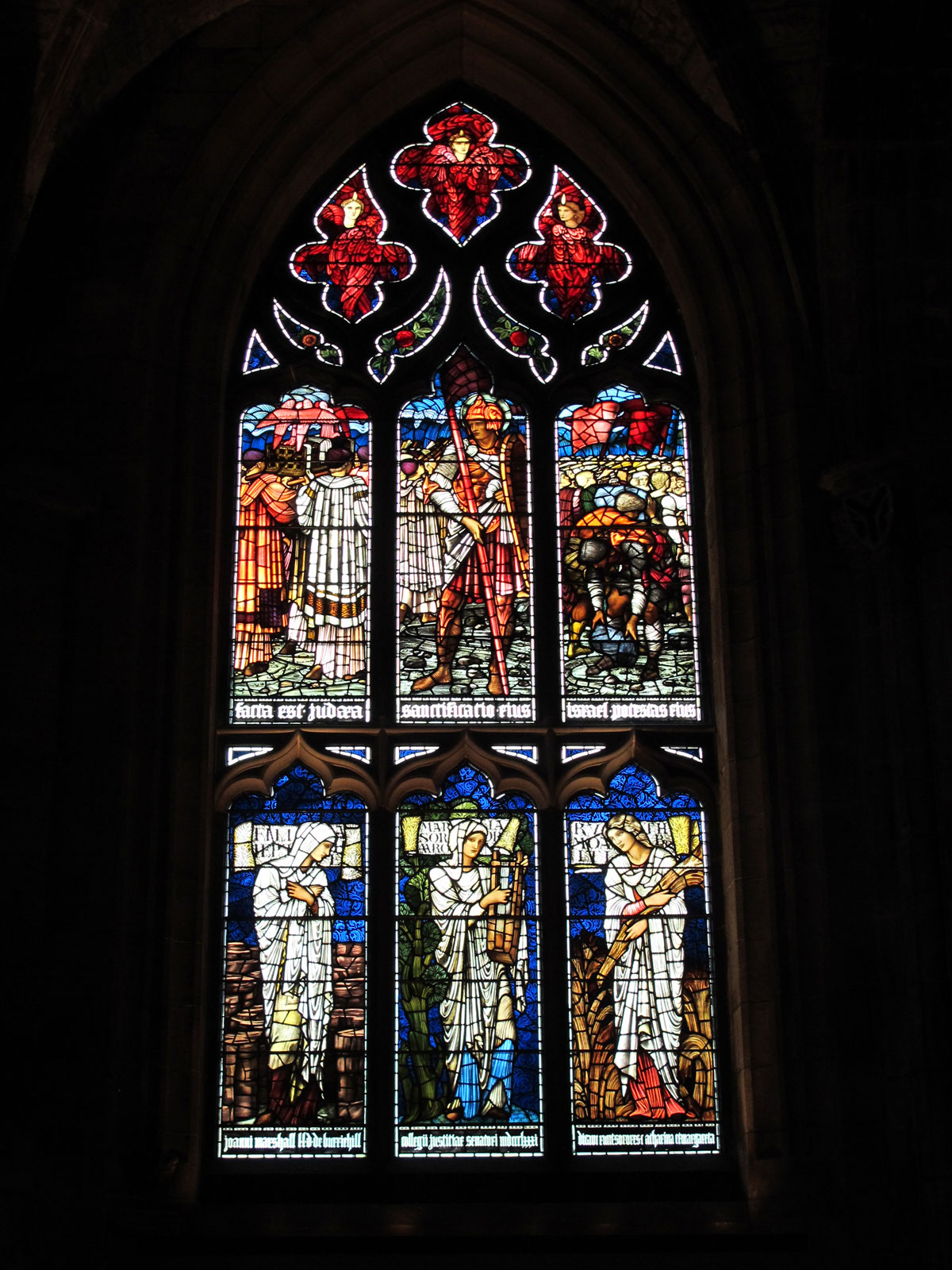 The Burne-Jones Window
