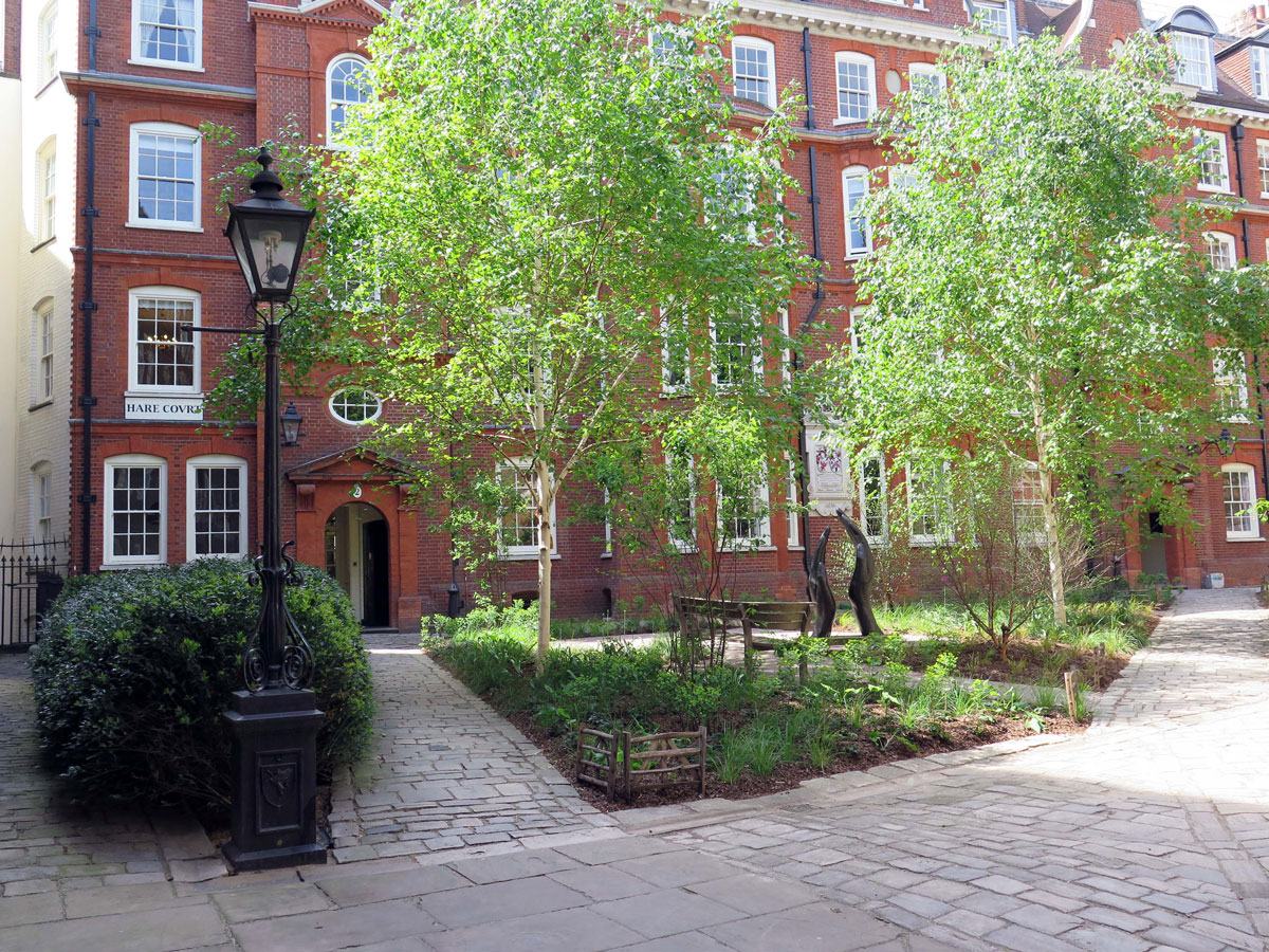 Hare Court - Inner Temple